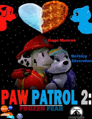 paw patrol 2 frozen fear fanon wiki fandom powered by