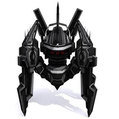 Mecha-Spider