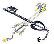 Roxas s Keyblades by YenSid kun