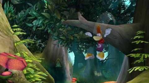 Rayman 3 Music Clearleaf Forest