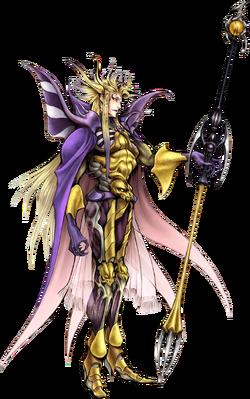The Emperor FFII