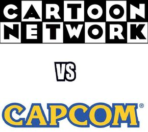 CN vs Capcom logo