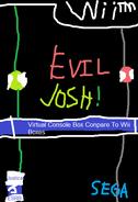 EvilJosh! WiiVirtualConsole BoxArt