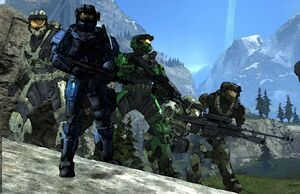 Blue Team bg 2