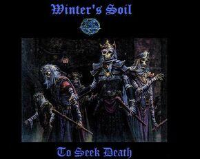 Winter's Soil-To Seek Death