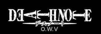 Death Note Logo by winterbrahma