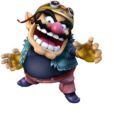 Wario character