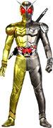 Kamen Rider W Luna Metal Form