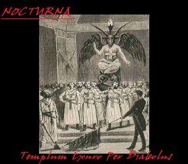 Nocturna-Templum Exuro Per Diabolus