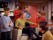 Crew of enterprise