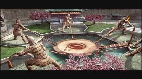 Mortal Kombat - Wu Shi Academy