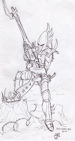 Lither-DEwarrior