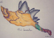 Mikiragaan Hammer by Rathalosaurus rioreurensis