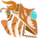 Dune Mariellidae Icon by Narwhaler