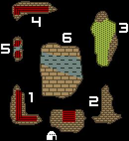 Forgotten Fortress Map