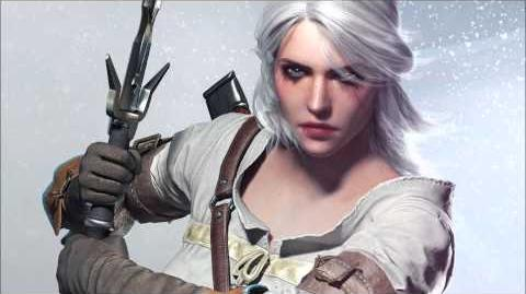 The Witcher 3 Wild Hunt - Ciri Battle Theme