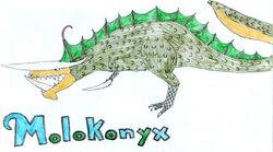 Molokonyx by Cottonmouth255