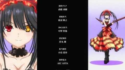Date A Live ED 1 - SAVE THE WORLD Ver