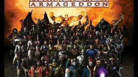 Mortal Kombat - Choose Your Destiny