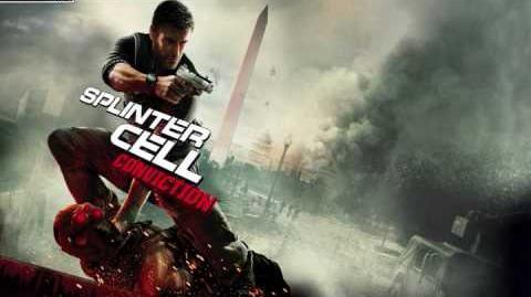 Splinter Cell Conviction Music - Main Theme