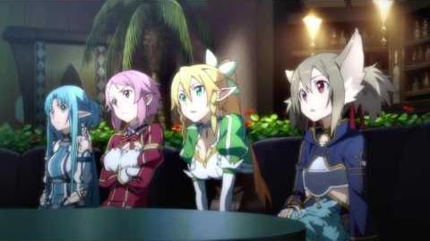 Sword Art Online II Opening 1 - IGNITE