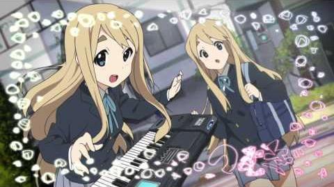 K-On! Opening - Cagayake! GIRLS (Ver