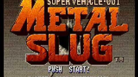 Metal Slug - Inner Station Soundtrack