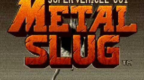 Metal Slug - Ending Theme