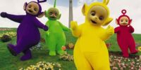 Teletubbies That Don't Have TVs on Their Tummies