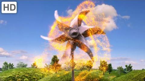 Teletubbies Rare Windmill Clip - HD