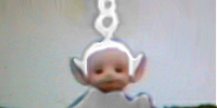 The White Teletubby