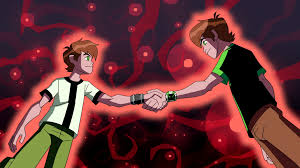 File:16 year old Ben and 11 year old Ben shaking hands.jpg