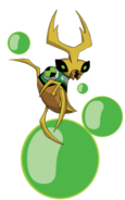 Pose of Ball Weevil