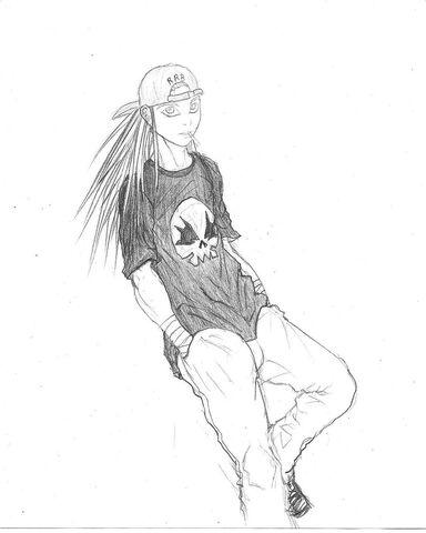 File:Brick as a Teen RowdyRuff boy by Underdell.jpg