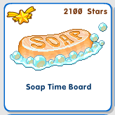 Soap time