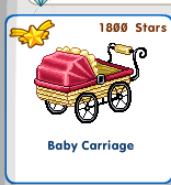 Carriage 4 baby