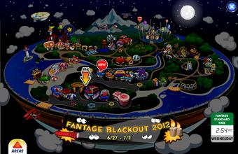 Fantage Blackout