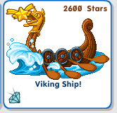 1viking ship