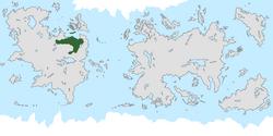 Location of Glaray on the world map.