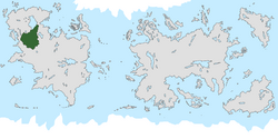 Location of Ruyjin Republic on the world map.