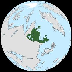 Location of Seneraya on the globe.