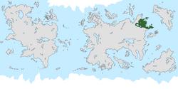Location of Seneraya on the world map.