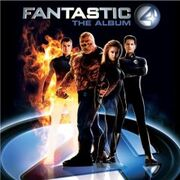 Fantastic Four Album