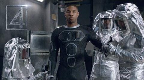 "Fantastic Four ""Ready"" TV Commercial HD 20th Century FOX"