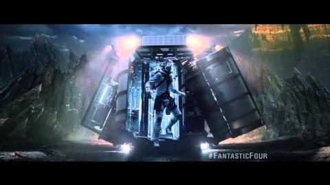 FANTASTIC FOUR Extended Sneak Peek ft. Deadpool (2015) Superhero Movie HD