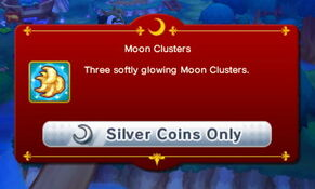 Moon Clusters