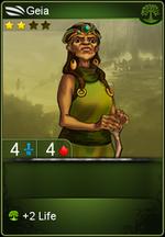 Geia Card level 2