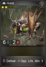 Hund card level 2