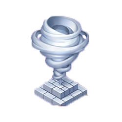 Silver Twister Trophy