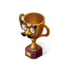 Bronze Disguise Trophy
